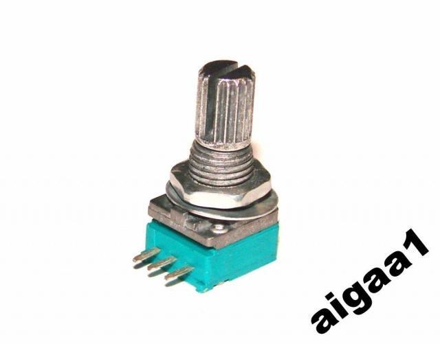 Резистор переменный В 10 кОм линейный моно