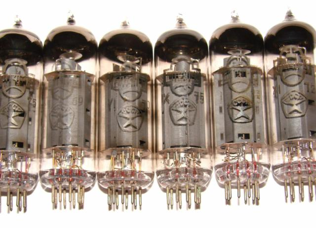 Радиолампа 6П14ПК