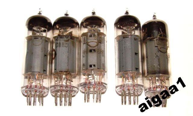 Радиолампа 6П18