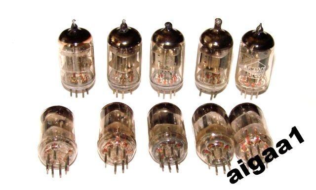 Радиолампа 6Х2П