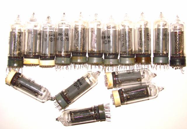 Радиолампа ИН-14