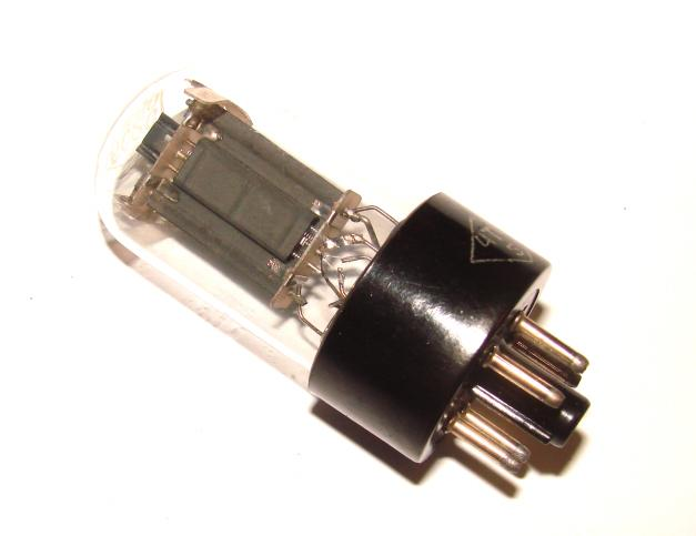 Радиолампа 6С2С