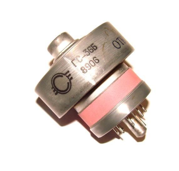 Радиолампа ГС-36Б