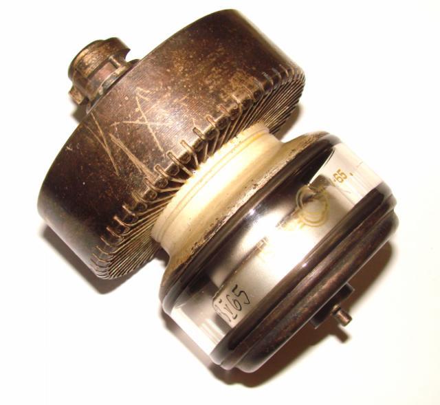 Радиолампа ГУ-34Б