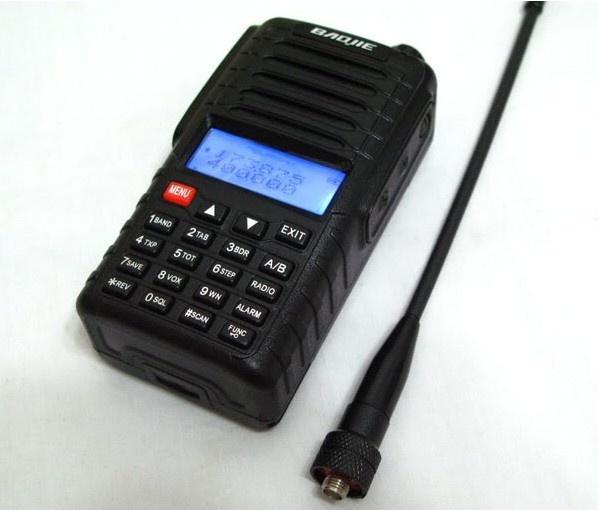 Двухдиапазонная радиостанция BaoJie BJ-UV88