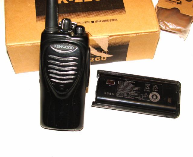 Радиостанция Kenwood TK2260 136-174MHz