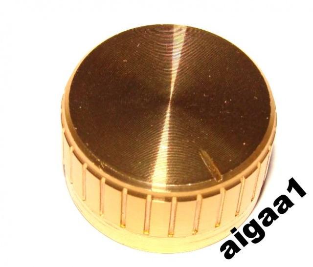Ручка потенциометра алюминий 30х17