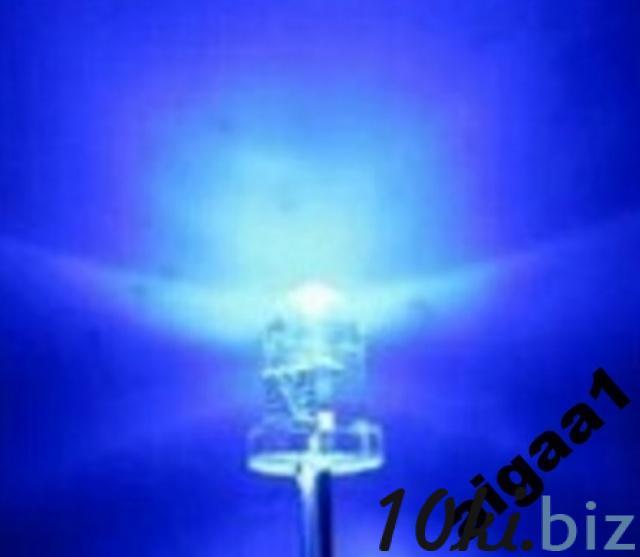 Светодиод ультраяркий синий 3 мм. купить в Полтаве - Светодиодные пиксели, модули, матрицы