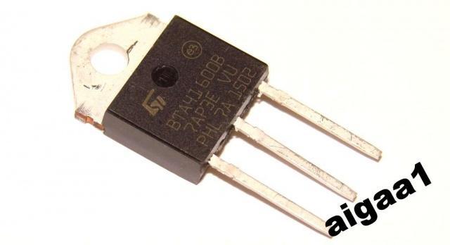 Симистор BTA 41-600 40А