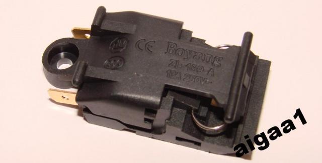Переключатель с термостатом для электрочайника