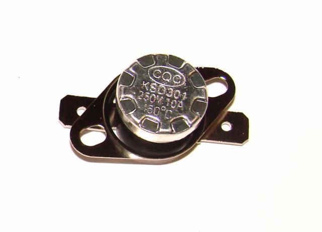 Термостат биметалический 10А 250VAC 150 градусов