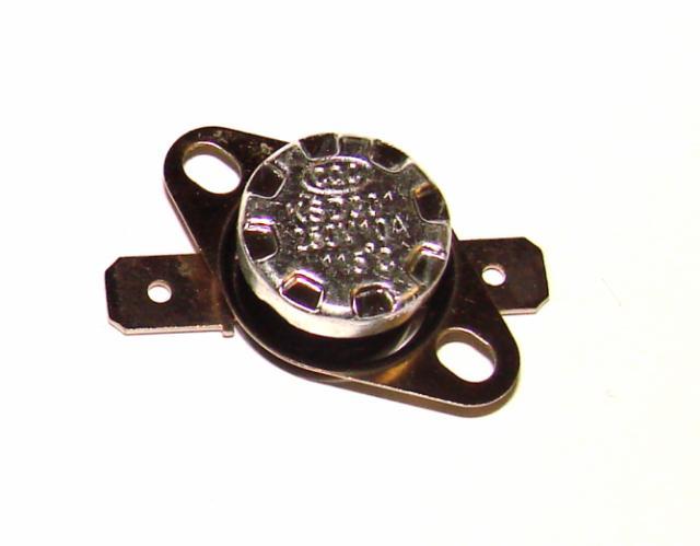 Термостат биметалический 10А 250VAC 115 градусов