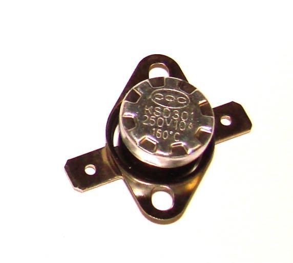 Термостат биметалический 10А 250VAC 160 градусов