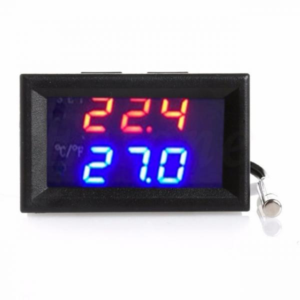Высокоточный Термостат , Терморегулятор программируемый W1209WK