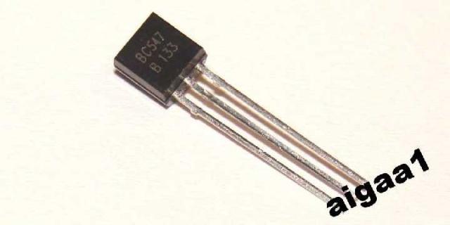 Транзистор BC547