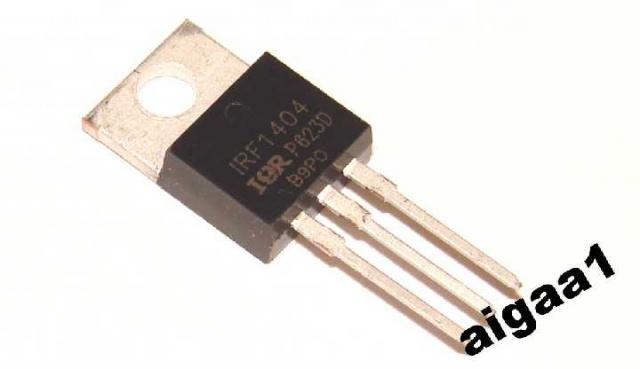 Транзистор IRF1404