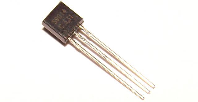 Транзистор S9014