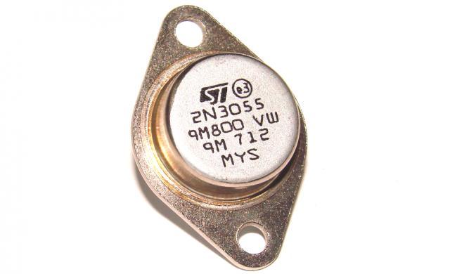 Транзистор 2N3055