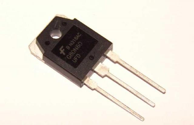 Транзистор G80N60