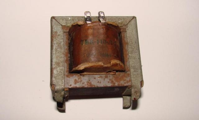 Трансформатор (в качестве выходного)ТВК-110-Л-2
