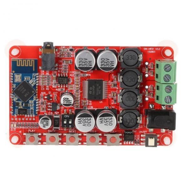 Усилитель TDA7492P 50 Вт + 50 Вт Беспроводная Связь Bluetooth