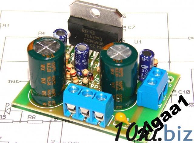 Моно УНЧ 140 Вт на TDA7293 Усилители мощности низкой частоты  в Украине