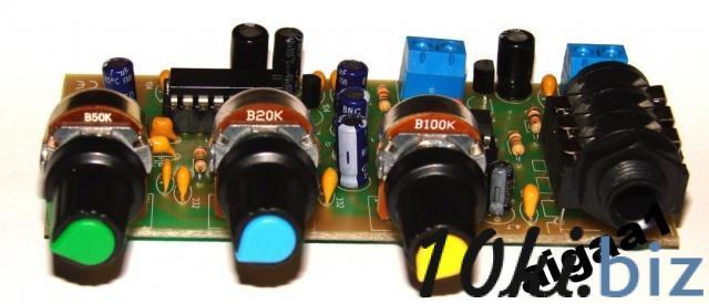 Микрофонный усилитель с эхо и реверберацией на PT2399 купить в Полтаве - Стабилизаторы, регуляторы и прочее
