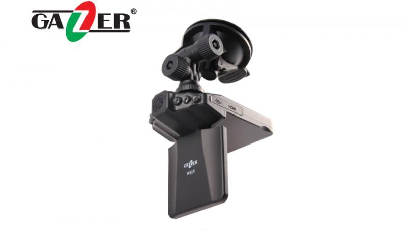 Видеорегистратор Gazer H515 + SD 4Gb
