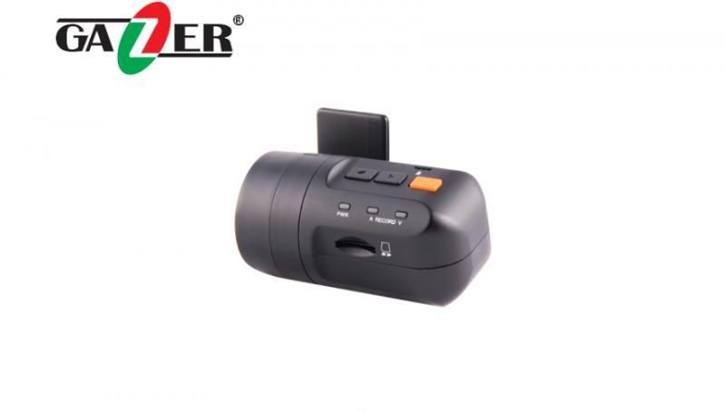 Видеорегистратор Gazer H714 + SD 8Gb