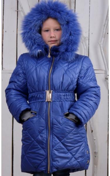 0835 Зимнее пальто ТАНЯ (электрик)