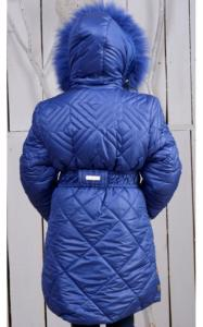 Фото Верхняя одежда (зима) 0835 Зимнее пальто ТАНЯ (электрик)