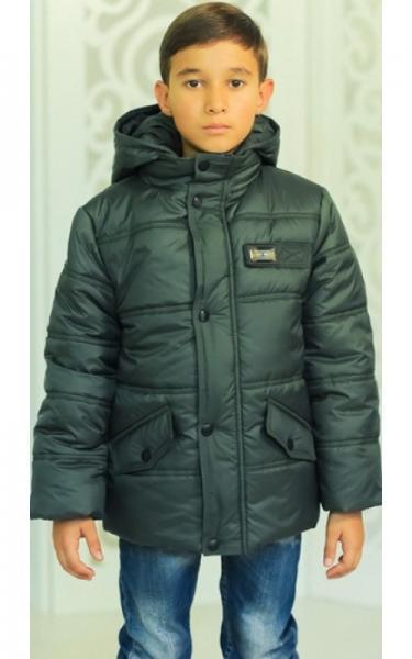 12202 Куртка ЭДИК зимняя д/мал(хаки)
