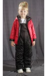 Фото Верхняя одежда (весна-осень) 903161 Комплект ДЭНИ демисезонный  (красный)
