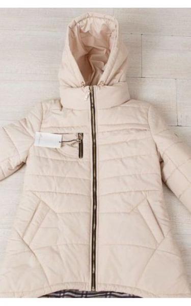 0132 Куртка ТАМИЛА подростковая (беж)
