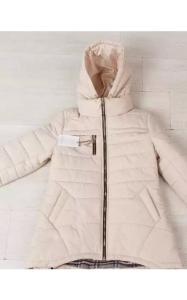 Фото Верхняя одежда (весна-осень) 0132 Куртка ТАМИЛА подростковая (беж)