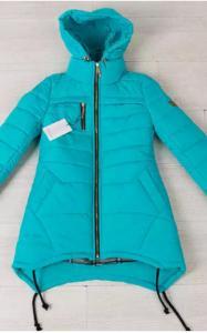 Фото Верхняя одежда (весна-осень) 0134 Куртка ТАМИЛА подростковая (бирюза)