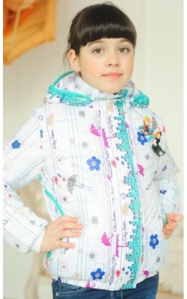 32-55 Куртка-жилет ЗОЯ (белый)