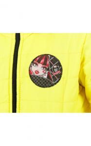 Фото Верхняя одежда (весна-осень) 630932 Куртка ЯСЯ д/дев демисезонная (желтый)