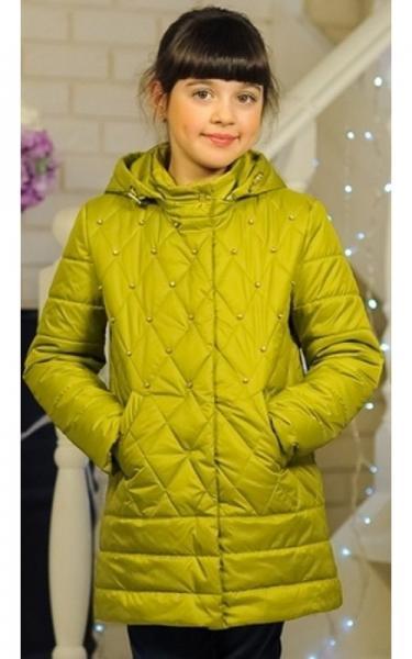 0275 Куртка СОНЯ деми (оливка)