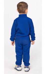 Фото Спортивная одежда СК13 Спорт. костюм (электрик+коричневый)