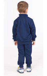 Фото Спортивная одежда СК12 Спорт. костюм (т.синий+коричневый)