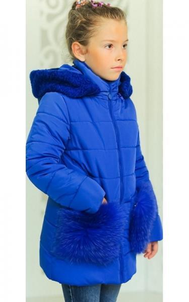 Куртка ИВИ зима д/дев(электрик)