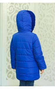 Фото Верхняя одежда (зима) Куртка ИВИ зима д/дев(электрик)