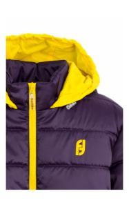 Фото Верхняя одежда (весна-осень) 703165 Куртка МАРИО демисезонная унисекс (фиолетовый)