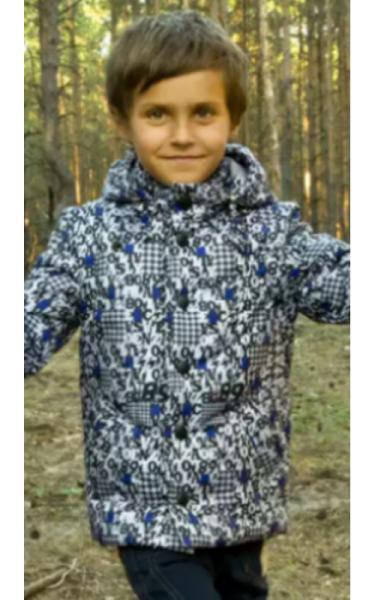 20597 Куртка-жилет  ВИТАЛИК утепл. (серый)