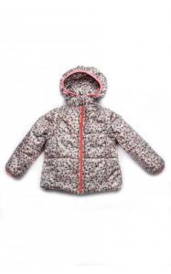 Фото Верхняя одежда (весна-осень) 560/0 Куртка-жилет АЛЛА (серый+красный)