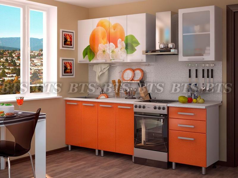 Фото Кухни готовые Кухня Персик 1,8 м (БТС)