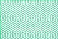 Фото Для зуботехнических лабораторий, МАТЕРИАЛЫ, Воска Ретенционная решетка с диагональными отверстиями (Ренферт)