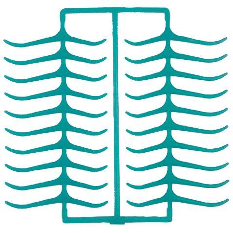 Ренферт восковой кламмер для моляров