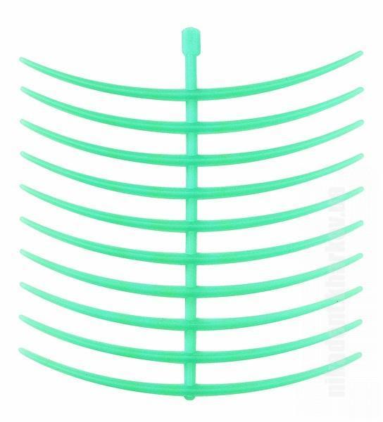Фото Для зуботехнических лабораторий, МАТЕРИАЛЫ, Воска Ренферт восковой кольцевой кламмер изогнутый